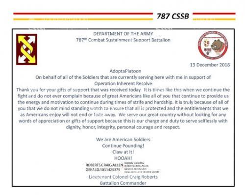 787 CSSB Appreciation Note-AAP