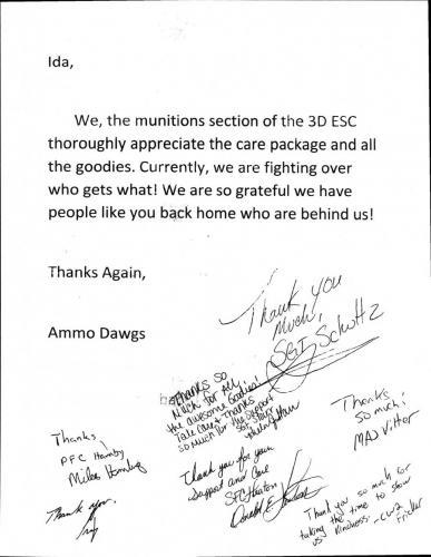 Ammo Dawgs 5-23-2018