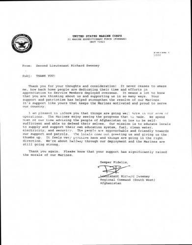 II Marine Expeditionary Force (Forward)
